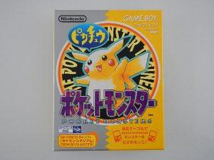 ゲームボーイソフト/ポケットモンスター(ピカチュウ)