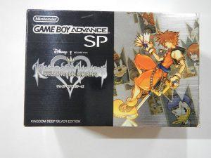 ゲームボーイアドバンスSP本体/Kingdom Deep Silver Edition
