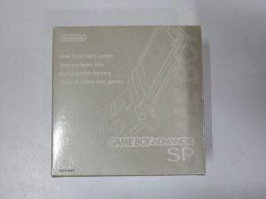 ゲームボーイアドバンスSP本体/スターライトゴールド