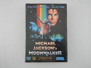 メガドライブソフト/マイケルジャクソンズ ムーンウォーカー