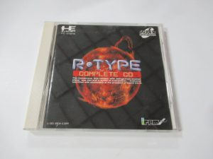 PCエンジンソフト/R-TYPE COMPLETE