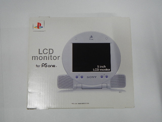 プレイステーションoneパーツ/PSone専用LCDモニター