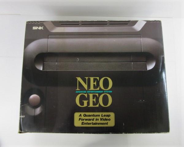 ネオジオ本体、ネオジオソフト「ザ・キング・オブ・ファイターズ 2002」などのゲームを買取!