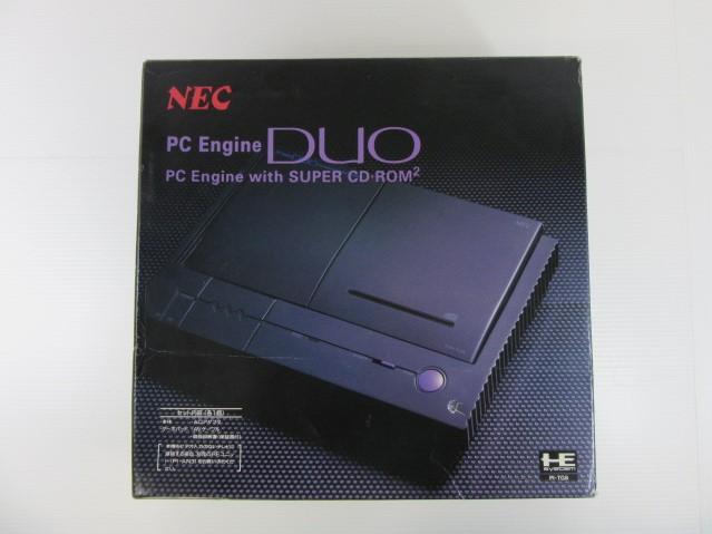「PCエンジンDUO」本体、ネオジオソフト「キング・オブ・ザ・モンスターズ」、GBAソフト「真・女神転生Ⅱ」などのゲームを買取!