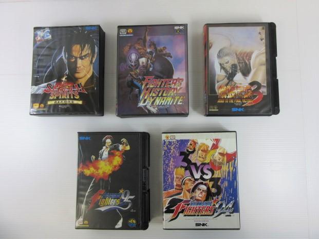 セガサターンソフト「ストリートファイターZERO3」、ネオジオソフト「餓狼伝説3」、PSPソフト「パロディウスポータブル」などのゲームを買取!