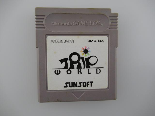 ゲームボーイソフト/トリップワールド