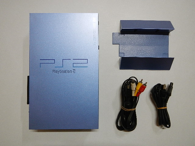PS2_39000アクア_PS2本体