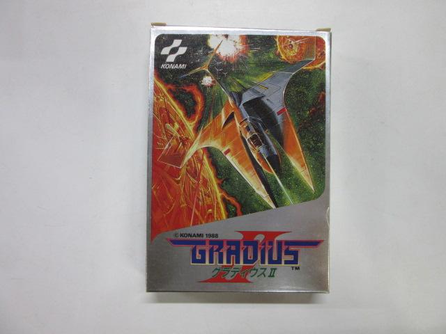 ファミコン/グラディウス2