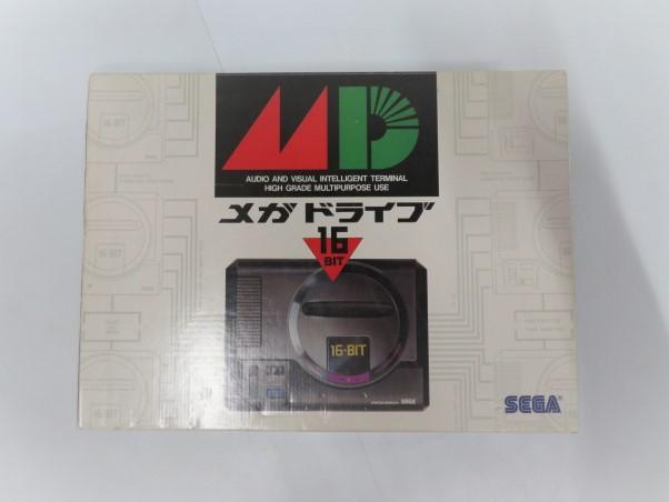 メガドライブミニがとうとう発売!メガドライブ系のゲームの買取価格はいくら?どのお店で売ればいい?