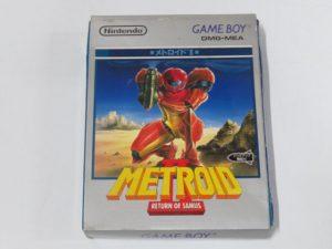 メトロイド2/ゲームボーイソフト