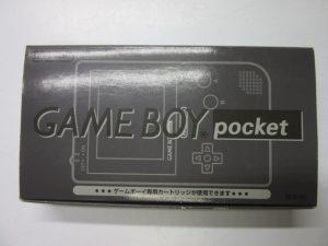 ゲームボーイポケットグレー/ゲームボーイポケット本体