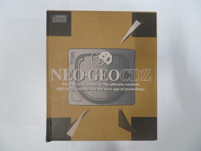 ネオジオCD-Z/ネオジオCD本体