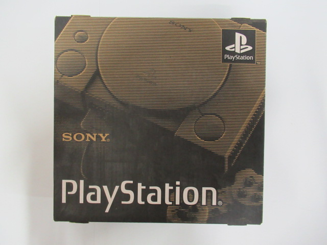 PlayStation(SCPH-1000)/PlayStation本体