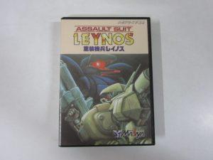 メガドライブソフト/重装機兵レイノス