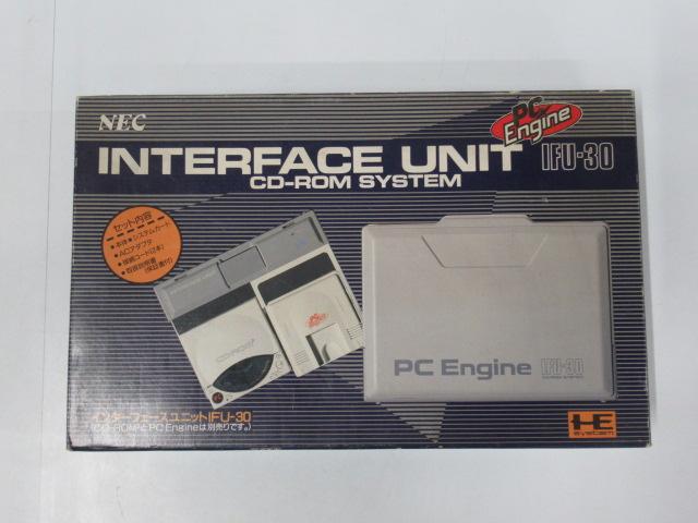 インターフェイスユニット/PCエンジン本体系