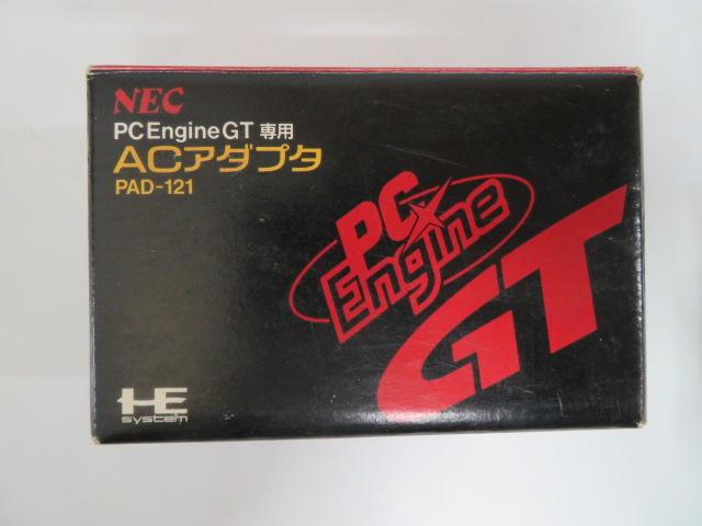 ACアダプタ(GT専用)/PCエンジン周辺機器