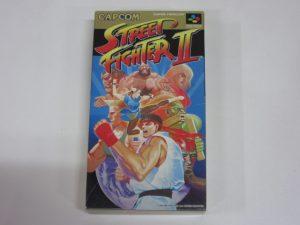 ストリートファイターⅡ/スーパーファミコンソフト