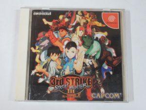 ストリートファイター3 3rdStrike/ドリームキャストソフト