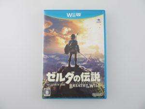 ブレスオブザワイルド/Wii Uソフト