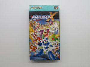 ロックマンX/スーパーファミコンソフト