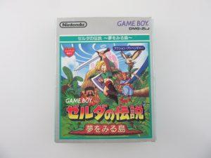 夢を見る島/ゲームボーイソフト