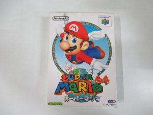 スーパーマリオ64/ニンテンドー64ソフト