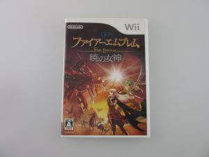 ファイアーエムブレム暁の女神/Wiiソフト
