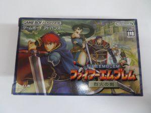 ファイアーエムブレム烈火の剣/ゲームボーイアドバンスソフト