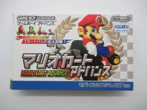 マリオカートアドバンス/ゲームボーイアドバンスソフト