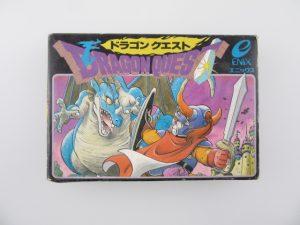 ドラゴンクエスト/ファミコンソフト