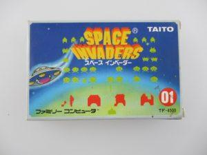 スペースインベーダー/ファミコンソフト