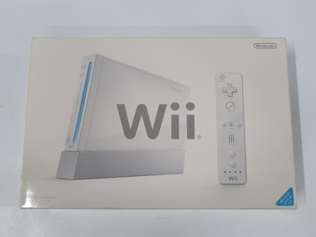 Wii(シロ)リモコンジャケット同梱版