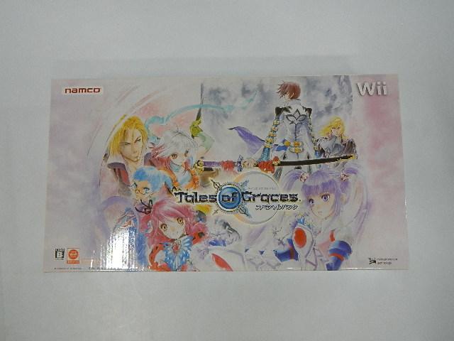 Wii テイルズオブグレイセス スペシャルパック